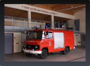 Feuerwehr Siegsdorf
