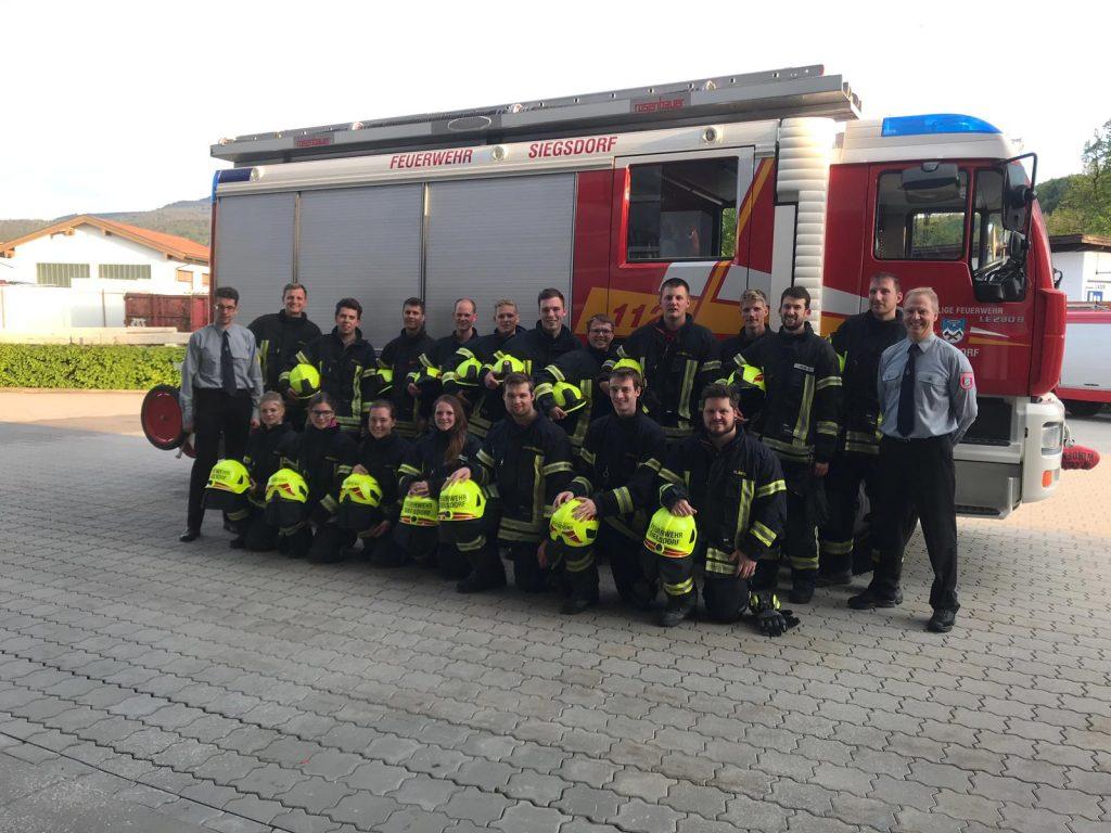 Feuerwehr Leistungsabzeichen